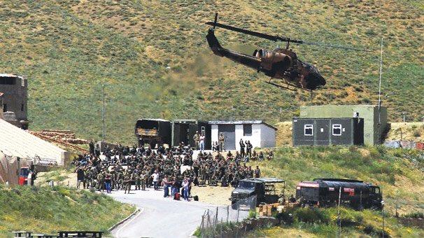 10 yıl önce Dağlıca'da şehit olan 12 ask...