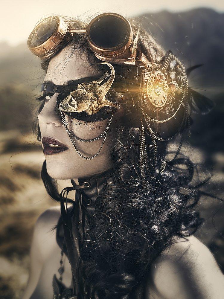 #steampunk  #art #surreal