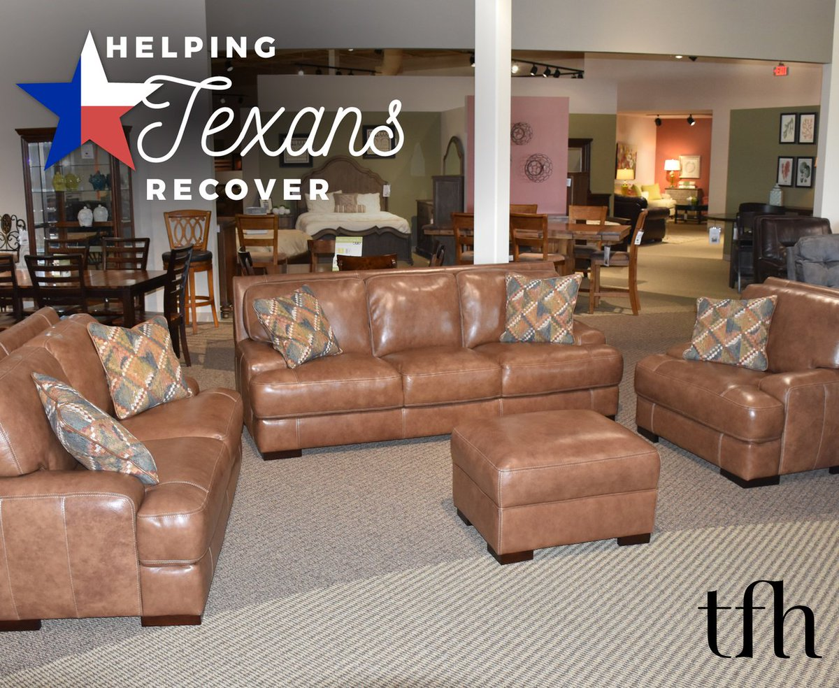 Texas Furniture Hut On Twitter Simon Li Mantego All Leather