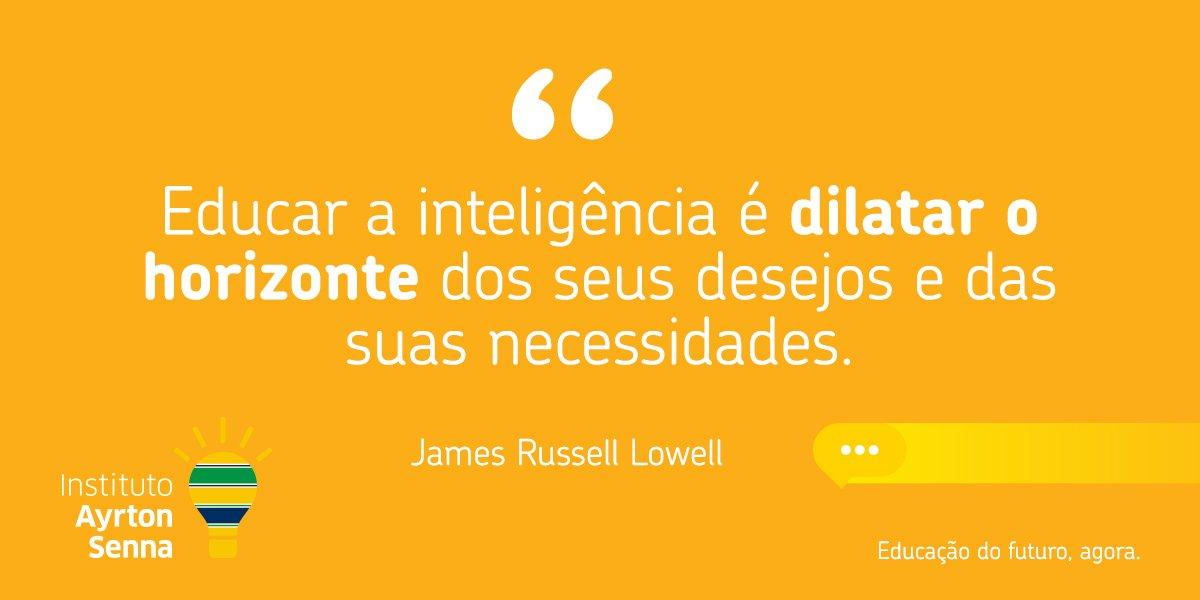 #EducaçãoDoFuturo https://t.co/svMDj8Mg7...