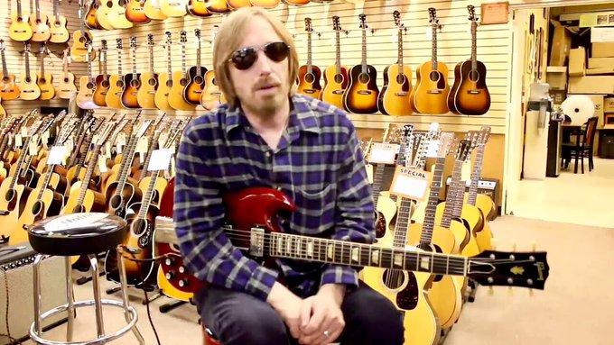 Happy birthday to Tom Petty.