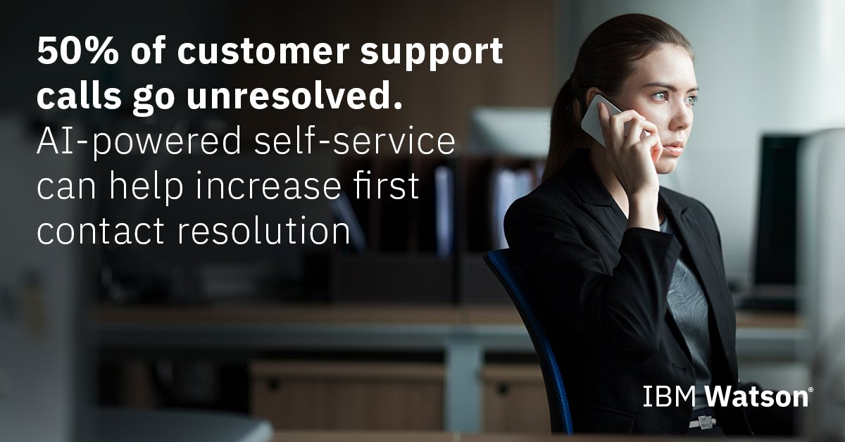 Image result for ibm ai powered customer service