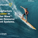 Learn why @SAP #SuccessFactors solutions lead the Forrester Wave Rankings, here: https://t.co/cz9v0z15tJ