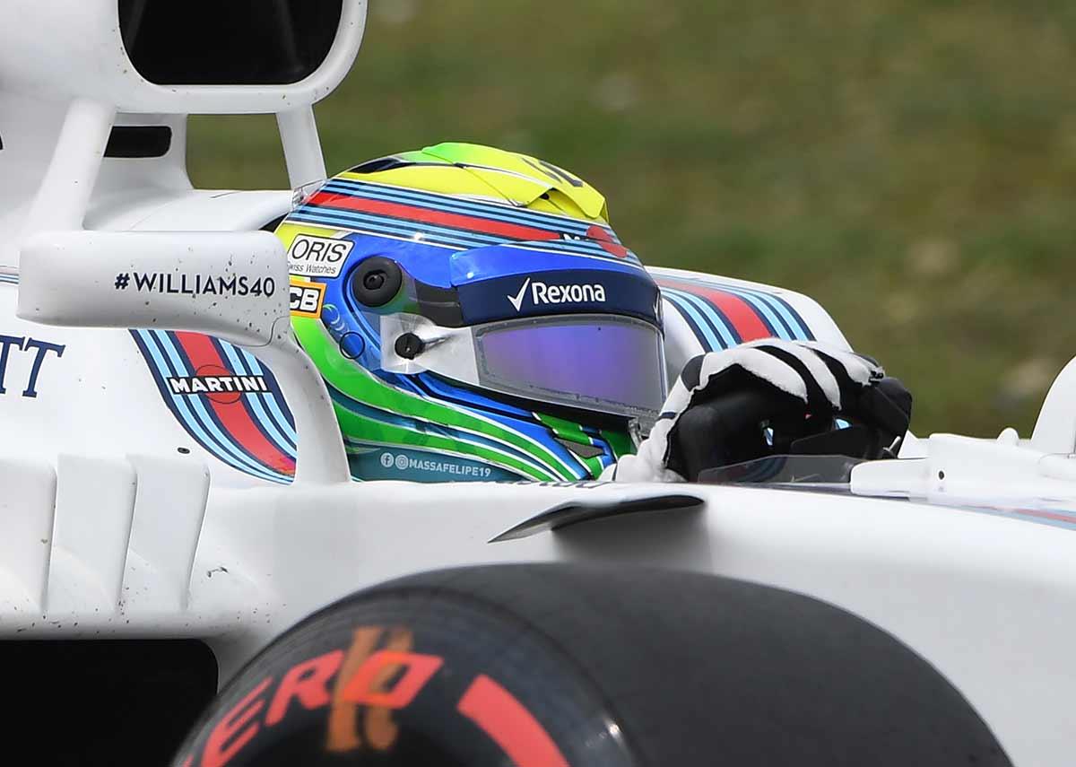 """Massa afirma que negociações com a Williams """"acabaram"""" depois do teste de Kubica https://t.co/5AJffZyr2b"""