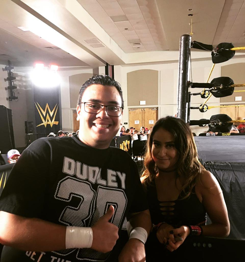 WWE_Aliyah photo