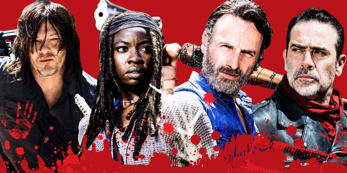 The Walking Dead season 8 death predictions: Which of the cast will survive All-Out War? https://t.co/QjumIn0Pcr