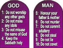 I Have No Problem With The Ten #Commandments.  The 4th Is A Pleasure. Oh #Happy #Sabbath Day Of #Rest<br>http://pic.twitter.com/QdwBNR2GzQ