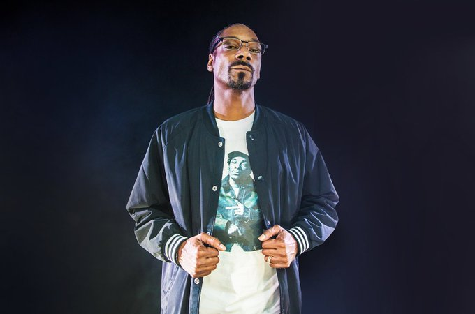 Happy 46th birthday to Snoop Dogg!