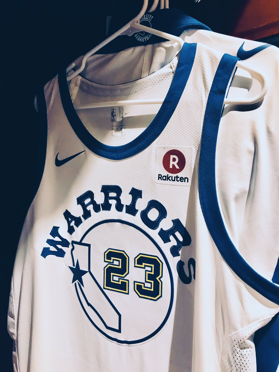 finest selection 03639 0cfa8 Golden State Warriors on Twitter: