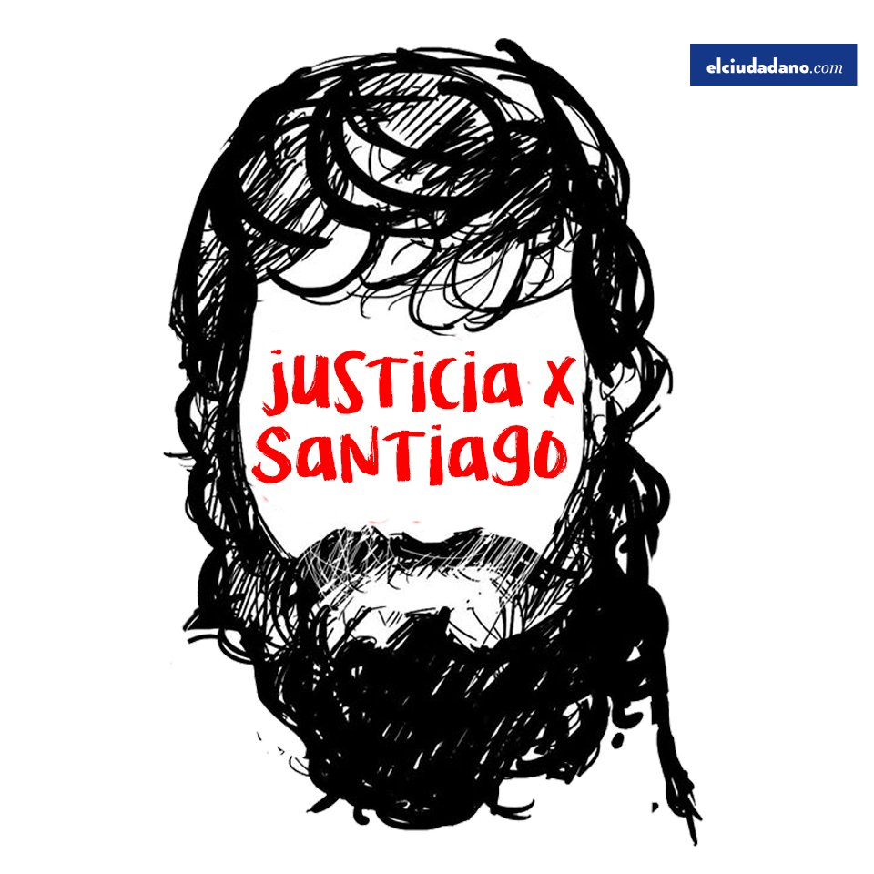 #Justicia y #respeto por #SantiagoMaldon...