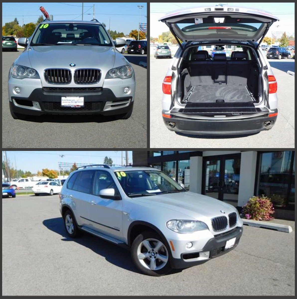 Come in and test drive this 2010 #BMW X5! We are located in #SpokaneValley! #Spokane #CDA #UsedCars #CarDealership #PNW<br>http://pic.twitter.com/glQkPtL4vL