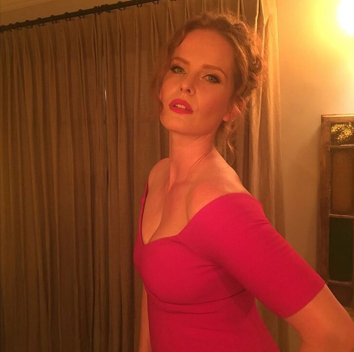   New/Old photos of Bex getting ready for Netflix's After Party during the #Emmys. Via Instagram: beautybymarlena  <br>http://pic.twitter.com/yPKGDJ9vgf