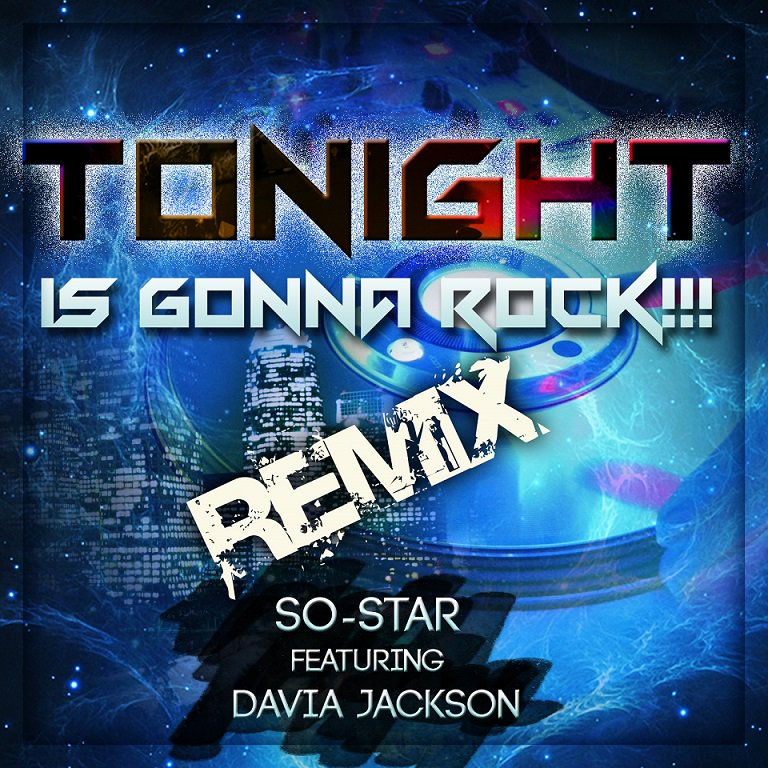 #Music #ComingSoon #RT #Share #NewMusic  Tonight is Gonna Rock!!! - #Remix - So-Star ft. Davia Jackson    Release Date : 6th November 2017<br>http://pic.twitter.com/ax3ImIwZNM
