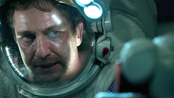 REVIEW: Gerard Butler takes on the worst weather event in human history in #Geostorm https://t.co/DQwYxo2xIg