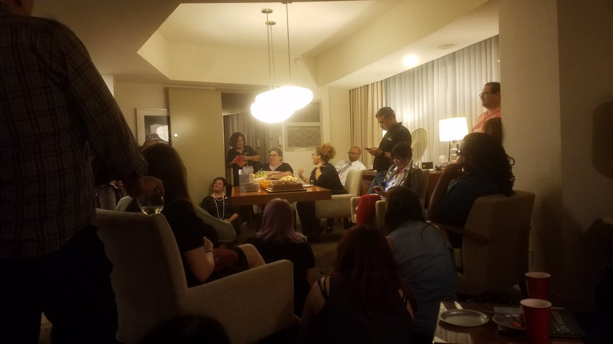 Conversation on #intersectionality in a room full of some of the most #woke educators I know! #intersectionalityctasc @WeAreCTA #ctasc<br>http://pic.twitter.com/DKgdeMIqXg