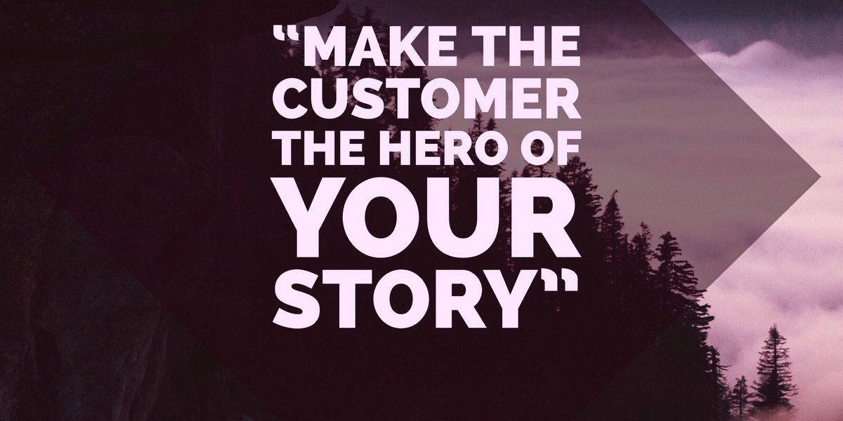 Customer is the Hero of our story! #customerfirst #digitalmarketing #customerfocus #brandingagency #marketingstrategies #digitalbuddha<br>http://pic.twitter.com/ISPp1n03T1