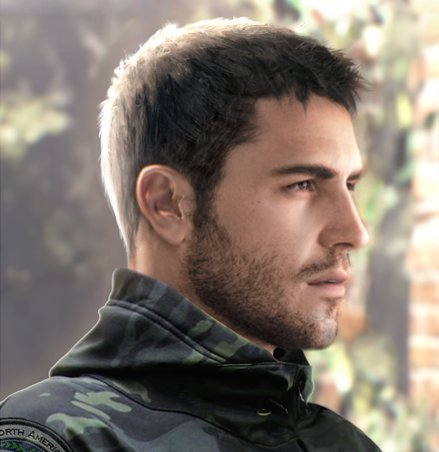 Chris Redfield  Unreal #Re7 #ChrisRedfield<br>http://pic.twitter.com/Aoqa6kPH79