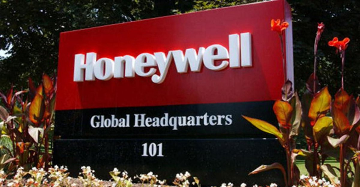 Honeywell sales jump most since 2014, buoying CEO's spinoff plan https://t.co/f8T2PN3VOE