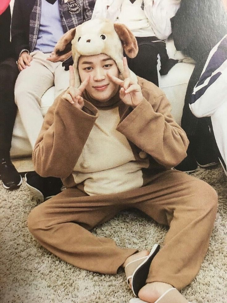 jimin & his baby https://t.co/G8dbfY...