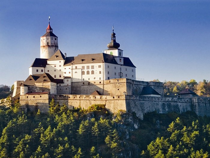 Castle of the Day......Forchtenstein, Au...