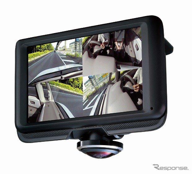 test ツイッターメディア - あおり運転の記録を残せる、1台のカメラで360度撮影できるドラレコ https://t.co/G9N6aYn6Mx  #ドラレコオートバックスセブン #PIXYDAPDR600SV https://t.co/iVtvYH5lrm