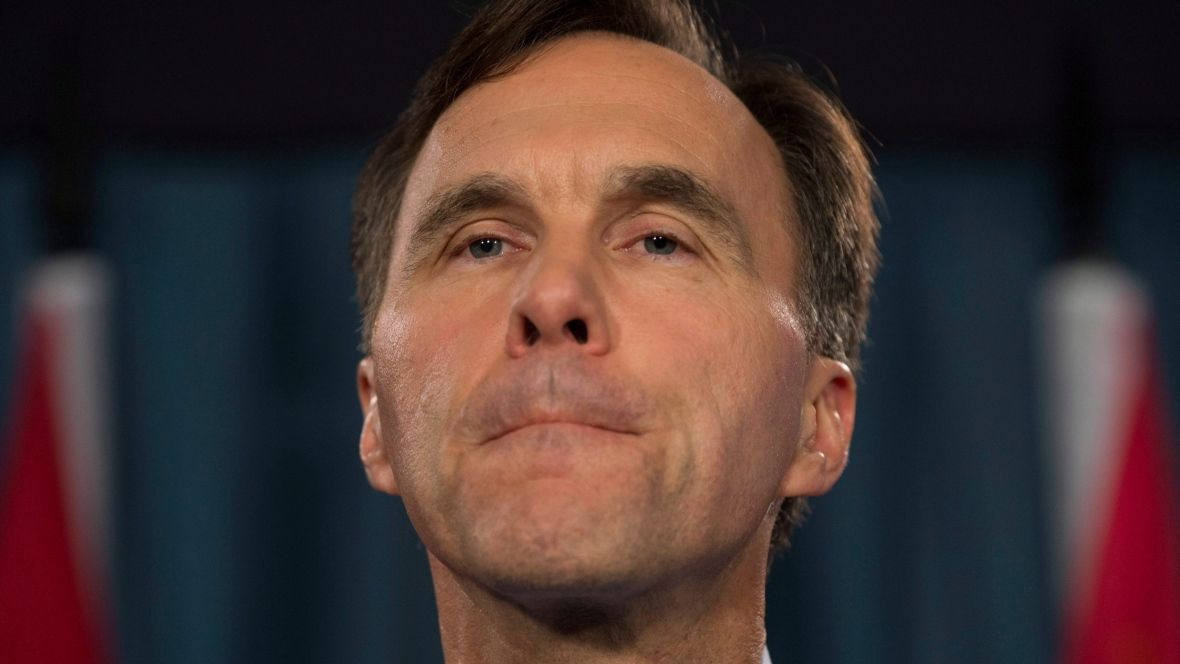 Bill Morneau says he doesn't 'report to journalists,' bristles at questions about personal finances https://t.co/xzZjz8tMtt