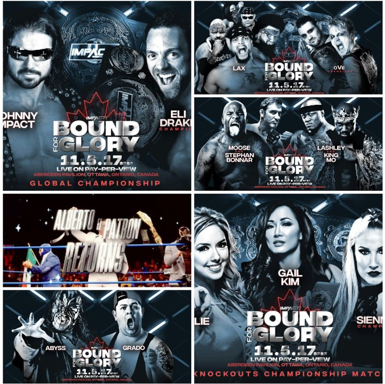 I plan on watching, Live Tweeting &amp; doing a PRESHOW on #Periscope . Hate all ya want, but I like this card. #ImpactWrestling <br>http://pic.twitter.com/8DZzdzmTgb