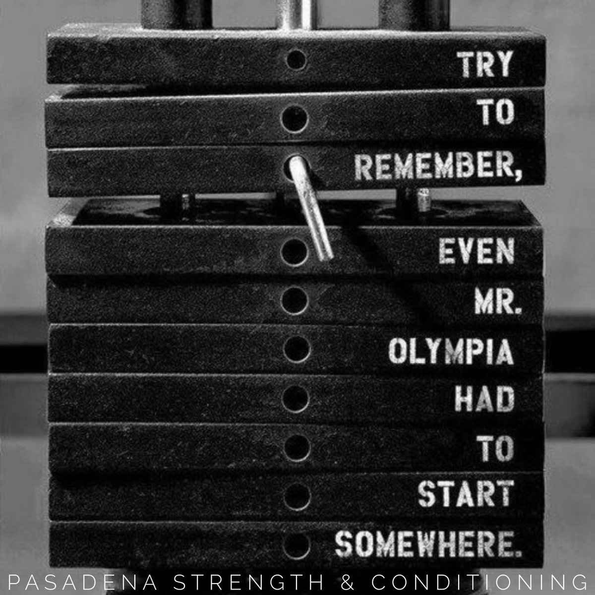 TRY TO REMEMBER, EVEN MR. OLYMPIA HAD TO START SOMEWHERE. . . . . #fitness #gymlife #privatetraining #privategym #gymrentals #workout #personaltrainer #fitlife #fitfam #gymtime #lifting #exercise #weights #bodybuilding #muscles #beastmode #fitnessmotivation #functionaltraining<br>http://pic.twitter.com/kGazxMzTxH