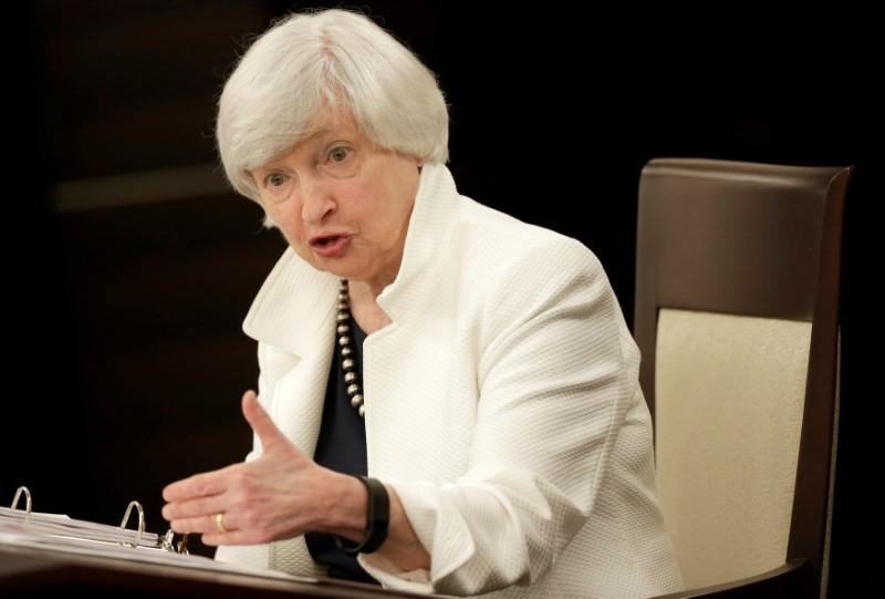 Fed's Yellen defends past policies as Trump mulls top Fed pick https://t.co/MMimv2DGpR