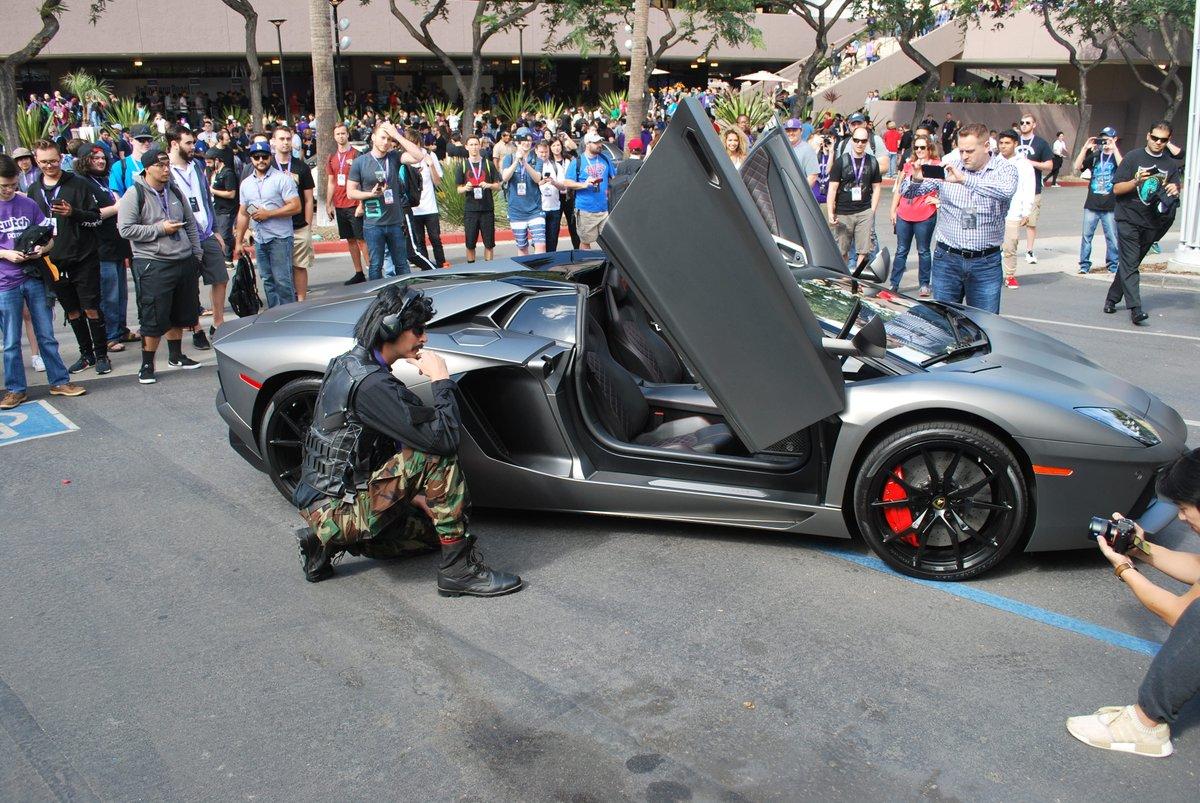 Lamborghini Diablo Vt Dr Disrespect Lamborghini Super Car