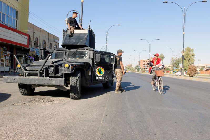 Iraqi forces complete Kirkuk province takeover after clashes with Kurds https://t.co/Y8L6miMCL8