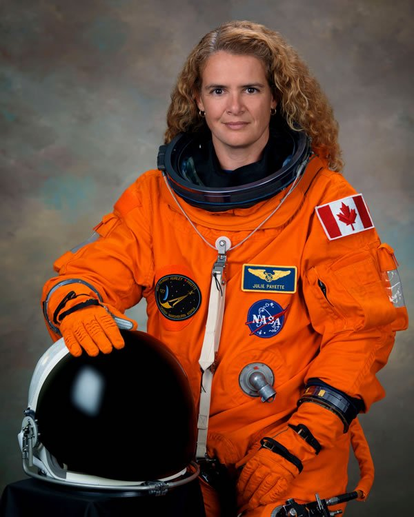 Happy Birthday Julie Payette