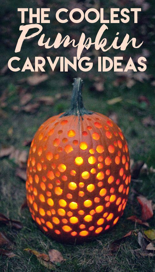 Cool Pumpkin Carving Ideas Kids