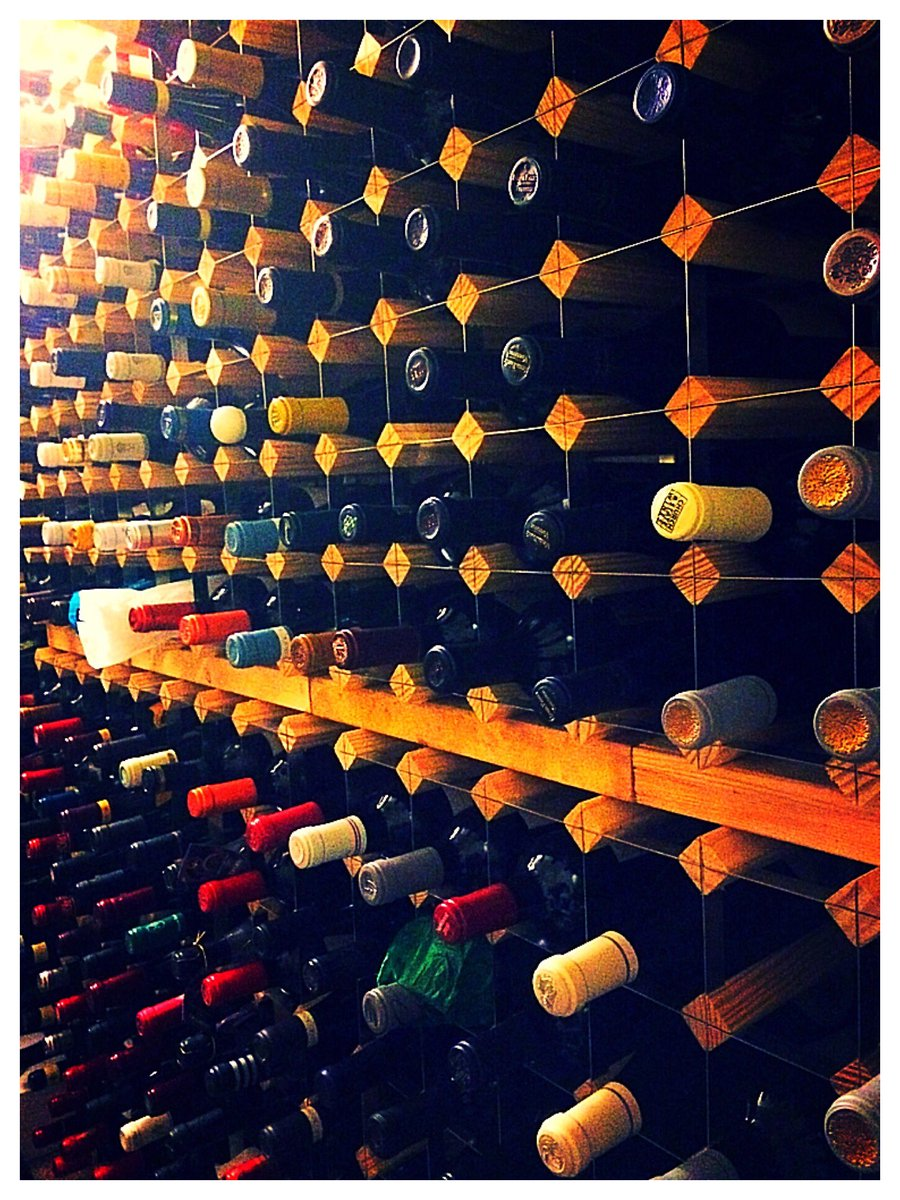 Currently perusing @dan_steeves cellar with @itsonlyles #envy #wine #winelover<br>http://pic.twitter.com/BGHcNWuU9d