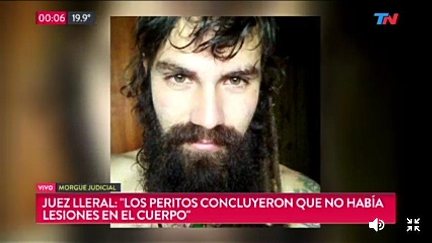 """Ahora """"El cuerpo de Maldonado no tenía lesiones"""""""