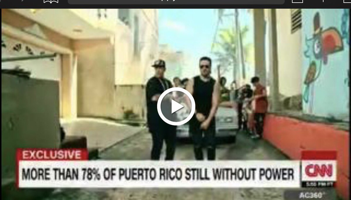 Puerto Rican&#39;s ask : when power will comeback! 1  month after Maria and more than 78% of #PR  still without power.  http:// snpy.tv/2xRTdxc  &nbsp;  <br>http://pic.twitter.com/0jqFz9YkY9