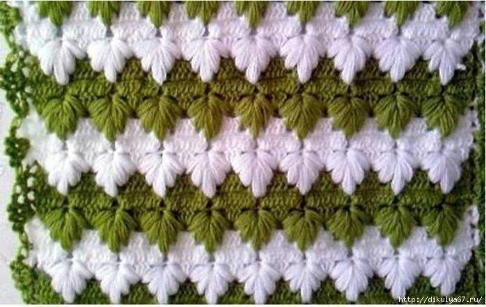 Вязание крючком для начинающих салфетки