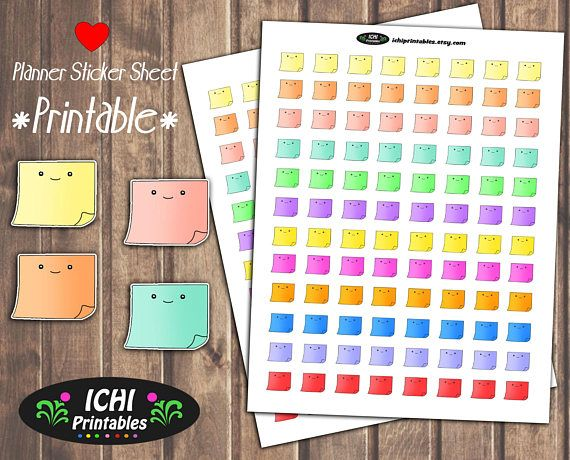 Colorful Sticky #Notes office supplies #printable #planner #stickers by Ichiprintables  https:// buff.ly/2yycNCY  &nbsp;   #planneraddict #digital #diy<br>http://pic.twitter.com/oQojo2LMuM