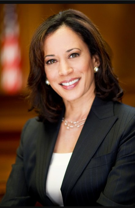 Happy Birthday Senator Kamala Harris