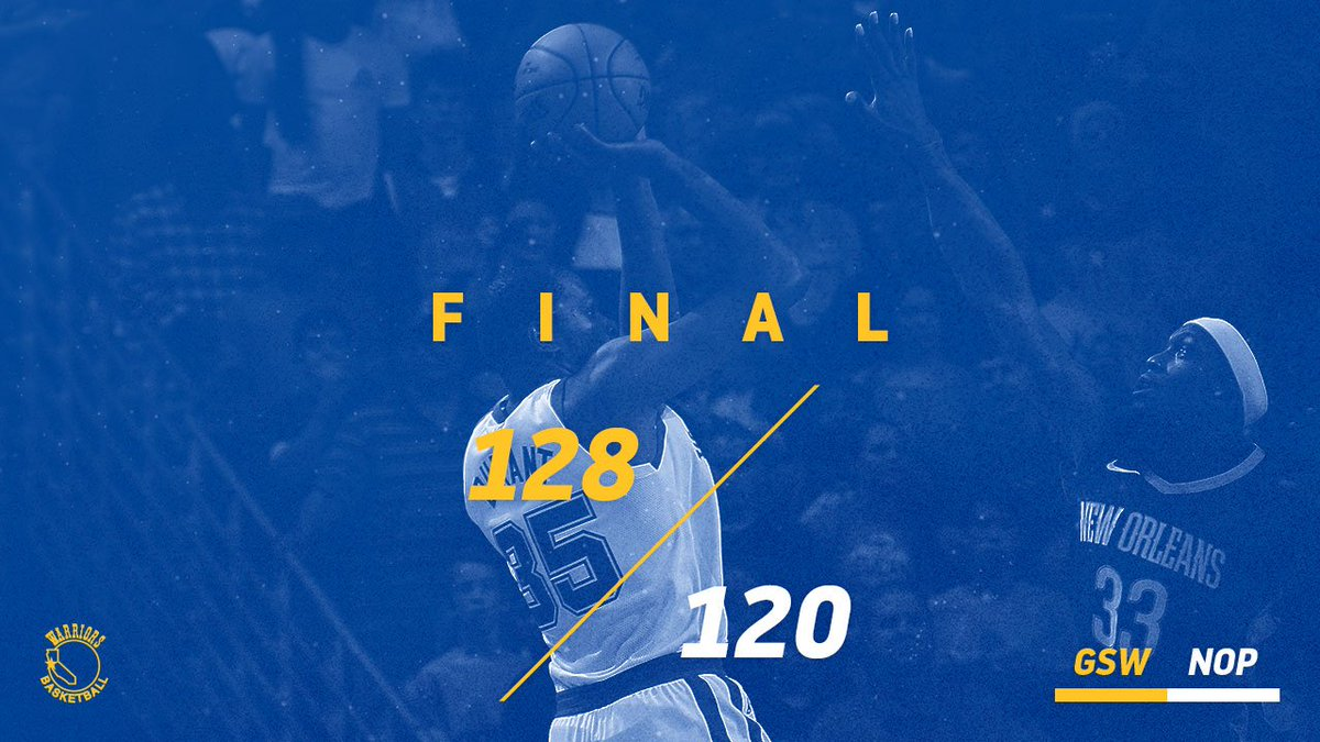First win in the 📚. #DubNation