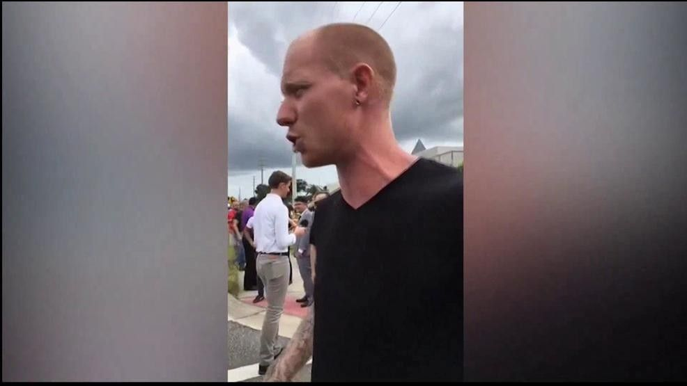 Suspect told reporters before Alt-right shooting: 'I didn't come here to be violent' https://t.co/qICzqaYrQF