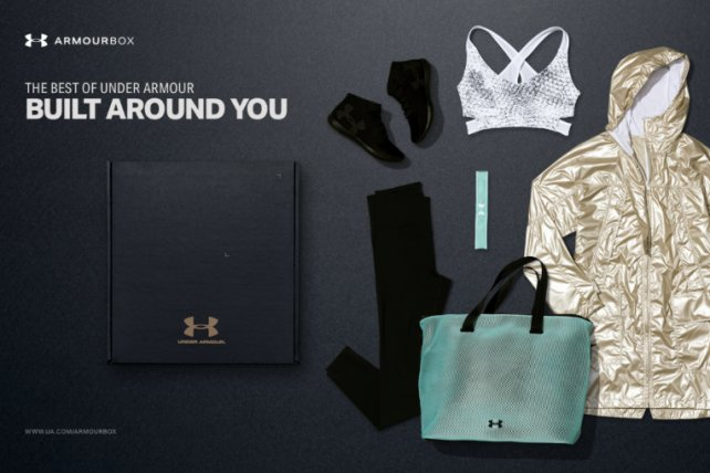 Introducing @UnderArmour's first subscription service, ArmourBox https://t.co/sXPphcjFeZ https://t.co/Hgvy9Caowt