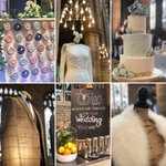 Stunning here today at @wakefieldcathedral #weddingfair, open until 4pm!