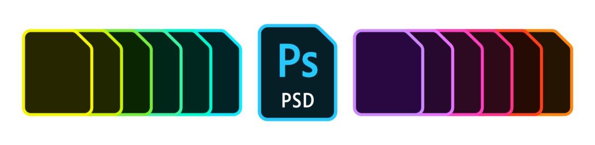 Redesigning Adobe's File Type Icon System Language https://t.co/G0xZsknRjr https://t.co/jjCasXjHLz 1