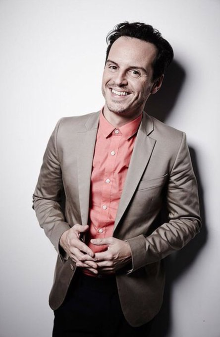 Happy Birthday Andrew Scott! You did an amazing job as Moriarty! We really miss you .