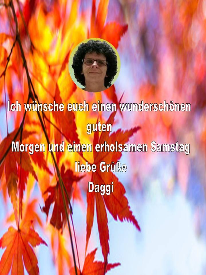 Daggi Geiselmann On Twitter Guten Morgen Genießt Den