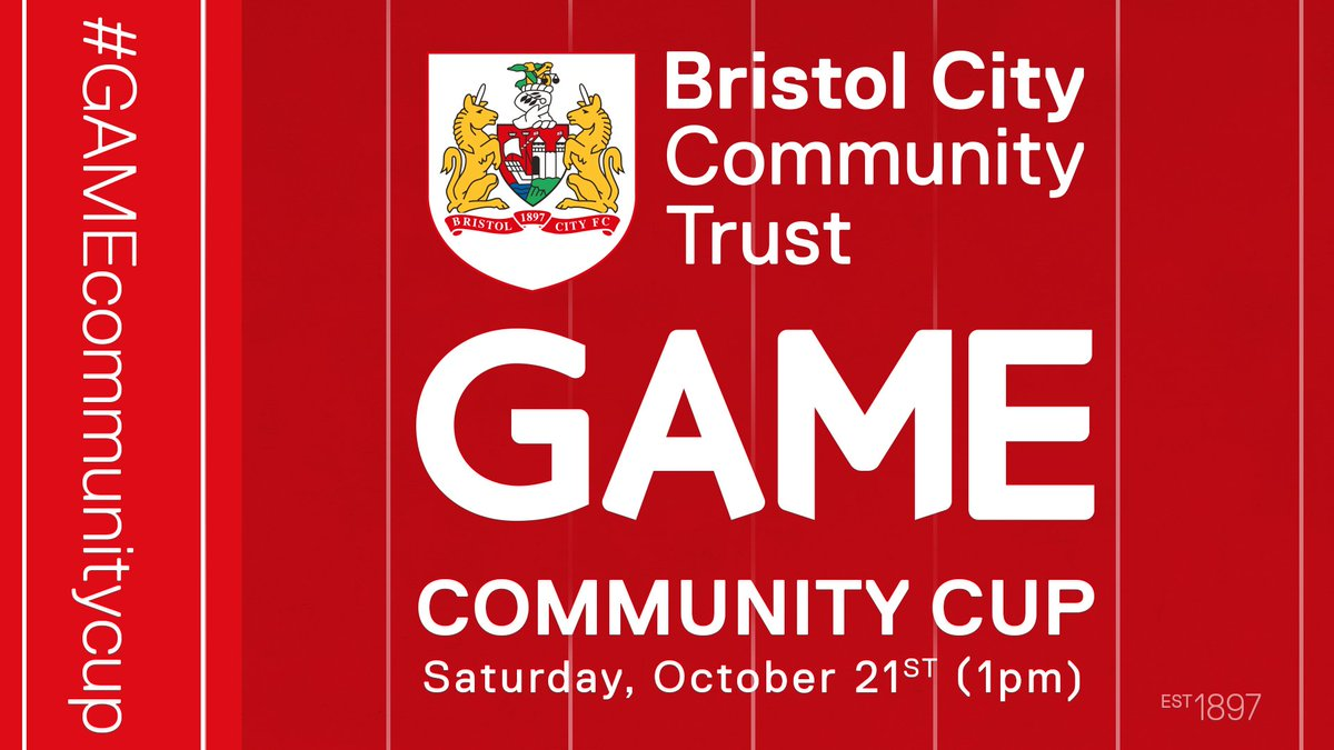 Going to watch @bcfctweets Vs Leeds at Ashton Gate? Why not join us for for a little skills challenge on #Fifa . We will be there from 1pm <br>http://pic.twitter.com/URhUZNhN4f