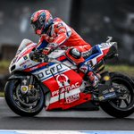 .@Petrux9 and @Reddingpower to start from row 6 and 7 on the grid of Michelin® #AustralianGP @Motogp @pramacracing https://t.co/4RzAlUhaEO
