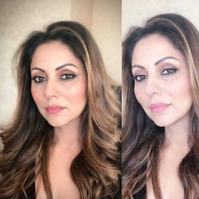 Exceptional photography by @VOGUEIndia at the photo shoot done for #gaurikhandesigns... coming this December! https://t.co/WR6XVcKybo