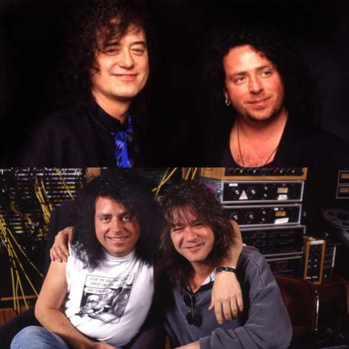 Happy Birthday, Steve Lukather ! Top of Guitarist